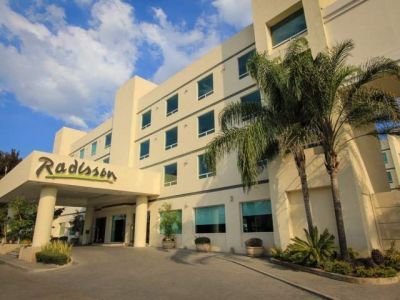 Hotel Radisson Poliforum León