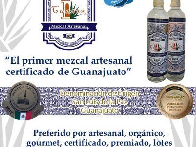 Mezcal Cuanax - Ruta Cultural del Mezcal GTO