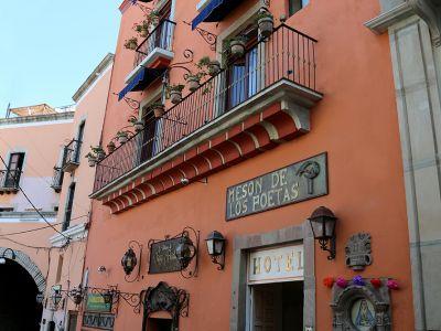Hotel Mesón de los Poetas